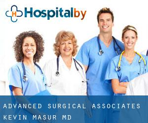 Advanced Surgical Associates: Kevin Masur, MD