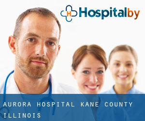 Aurora hospital (Kane County, Illinois)