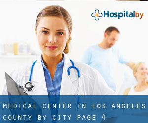 Medical Center in Los Angeles County by City - page 4