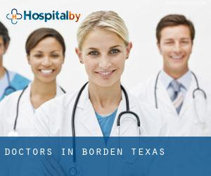 Doctors in Borden (Texas)
