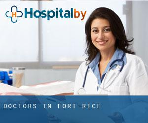 Doctors in Fort Rice