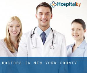 Doctors in New York County