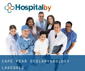 Cape Fear Otolaryngology (Lakedale)