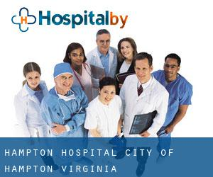 Hampton hospital (City of Hampton, Virginia)