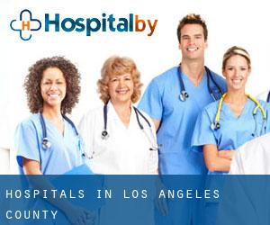 hospitals in Los Angeles County