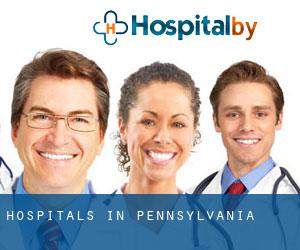 hospitals in Pennsylvania