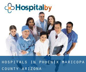 hospitals in Phoenix (Maricopa County, Arizona)
