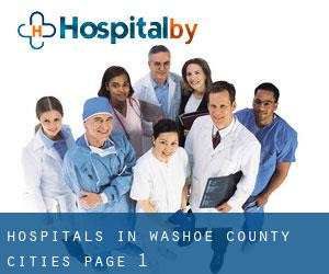 Hospitals in Washoe County (Cities) - page 1