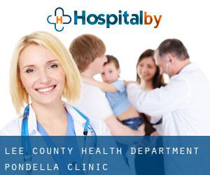 Lee County Health Department - Pondella Clinic