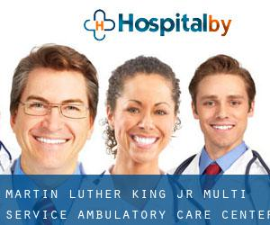 Martin Luther King, Jr. Multi-Service Ambulatory Care Center (Willow Brook)