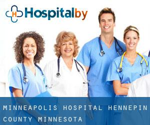 Minneapolis hospital (Hennepin County, Minnesota)