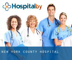 New York County Hospital