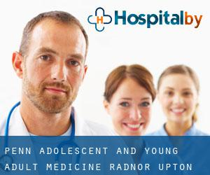 Penn Adolescent and Young Adult Medicine Radnor Upton