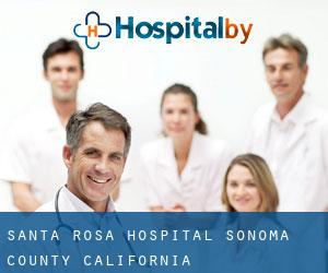 Santa Rosa hospital (Sonoma County, California)