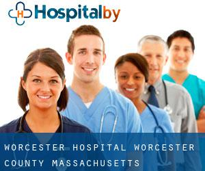 Worcester hospital (Worcester County, Massachusetts)